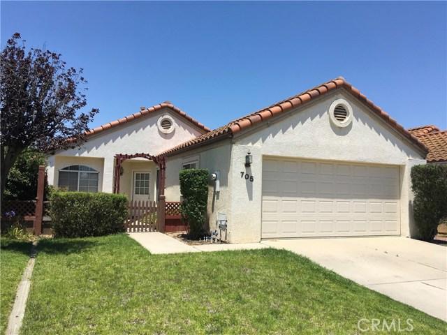 705 Hawthorn Street, Santa Maria, CA 93458