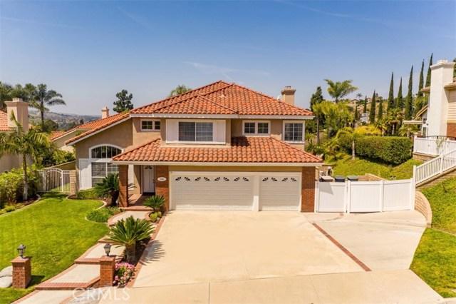 5485  Los Estados, Yorba Linda, California