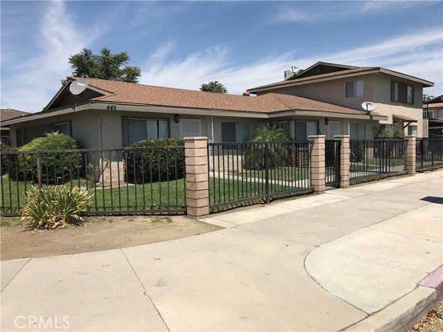 445 N Hamilton Avenue Hemet, CA 92543 - MLS #: TR17161894