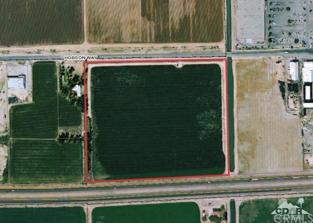Land for Sale at 11625 Hwy 60 Blythe, 92225 United States
