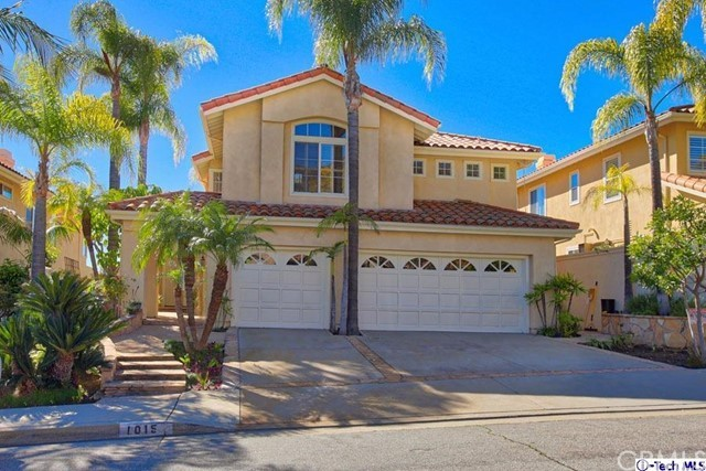 1015 Calle Azul, Glendale, CA, 91208