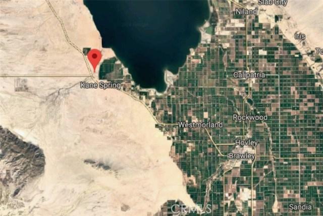 Terreno por un Venta en E 1/2 of SE 1/4 of sec 17 T12SR11E 5 Brawley, California Estados Unidos