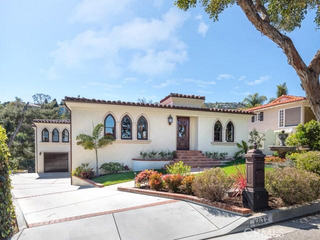 6612 Via Siena  Rancho Palos Verdes CA 90275