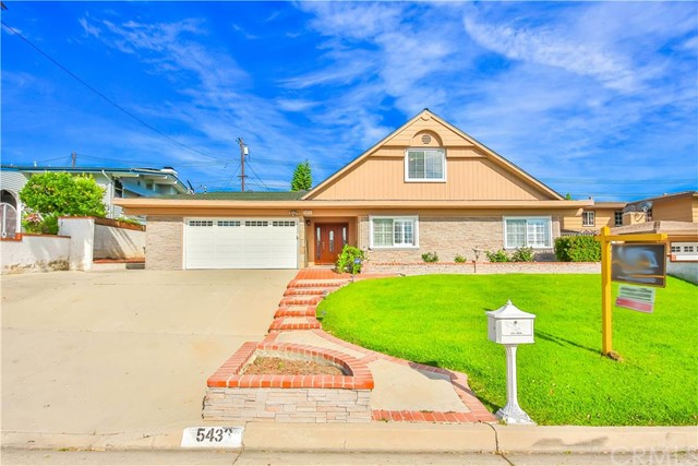 Single Family Home for Sale at 5432 Burlingame St Buena Park, California 90621 United States