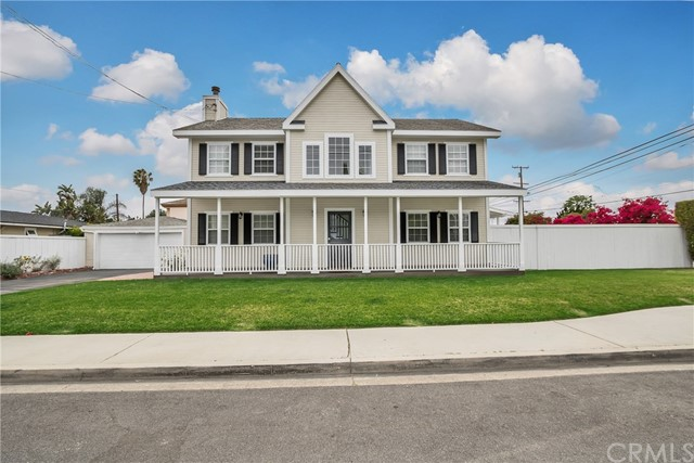 Single Family Home for Sale at 201 21st Street E Costa Mesa, California 92627 United States