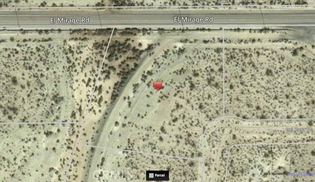 0 El Mirage Road Adelanto, CA 92301 - MLS #: PW18124759