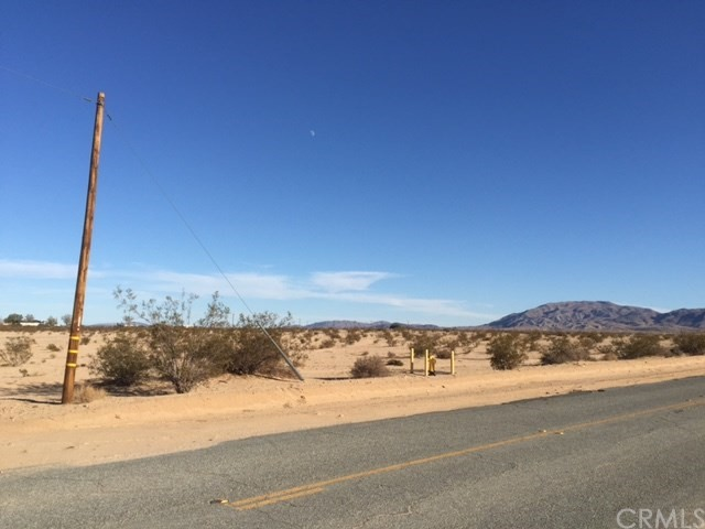 0 Mesa Drive 29 Palms, CA 0 - MLS #: RS17006382