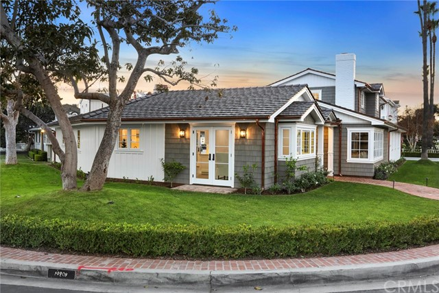 Single Family Home for Sale at 2585 Arbor Drive Newport Beach, California 92663 United States