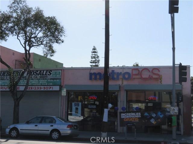 4801 S Central Avenue Los Angeles, CA 90011 - MLS #: AR18065457