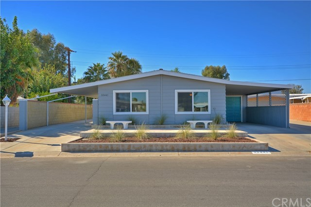 Manufactured for Sale at 33441 Laura Drive Unit 0 33441 Laura Drive Thousand Palms, California 92276 United States