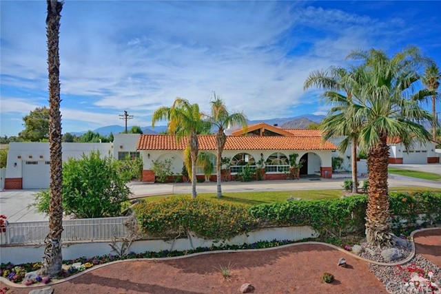 Single Family Home for Sale at 78645 Starlight Lane Bermuda Dunes, California 92203 United States