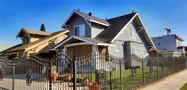1054 W 45th Street Los Angeles, CA 90037 - MLS #: PW18267558