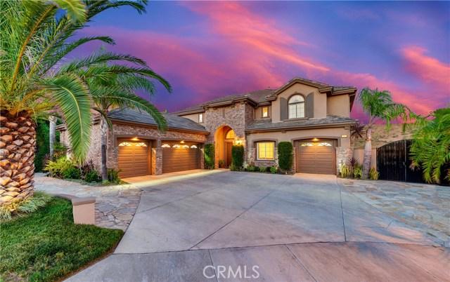 3988 Sage Ridge Drive, Yorba Linda, California