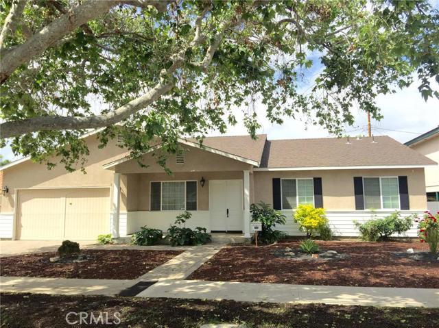 Single Family Home for Sale at 1930 North Baker St 1930 Baker Santa Ana, California 92706 United States