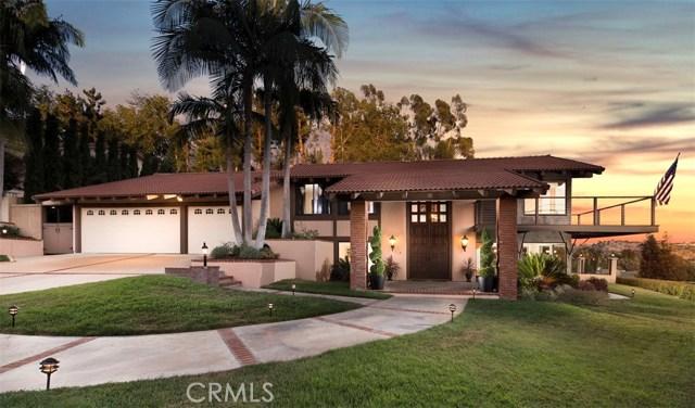 19012 Ridgeview Road Villa Park, CA 92861 - MLS #: OC17174913