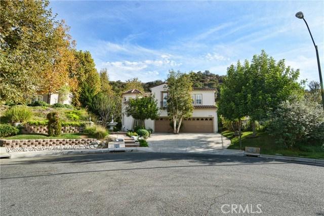 2758 Sleepy Hollow Place, Glendale, CA, 91206