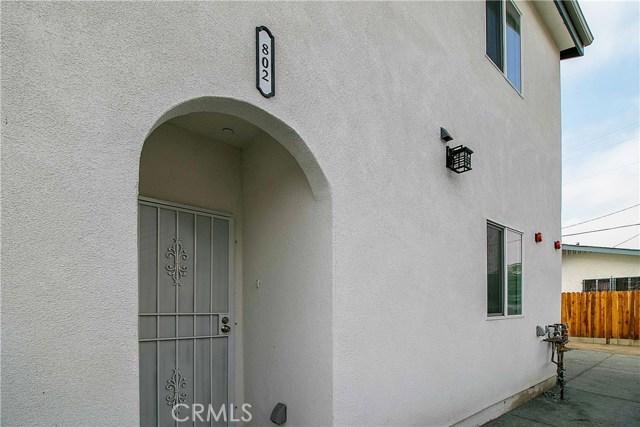 802 W Gage Avenue Los Angeles, CA 90044 - MLS #: OC18267839