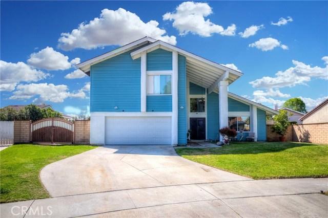 Photo of 2458 E Virginia Avenue, Anaheim, CA 92806