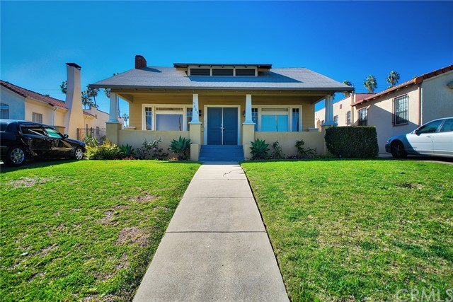 Single Family Home for Sale at 5607 Deane Avenue Los Angeles, California 90043 United States