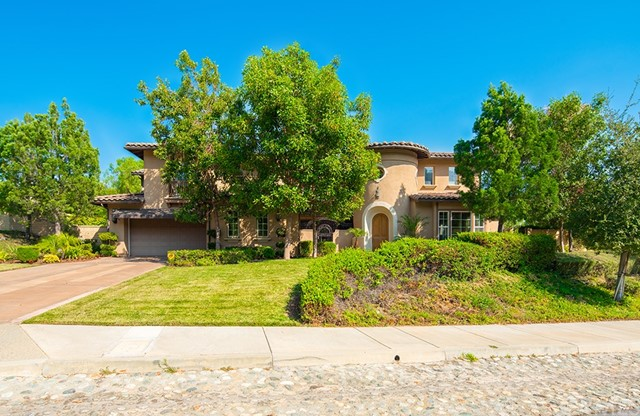Price includes all furniture and furnishings!Former model home in the desirable Stone Canyon Preserve of Padua Hills! This luxury home offers exquisite open floor plan featuring the dramatic foyer that opens to the gorgeous living room and formal dining room. Large family room highlights double height wood beam ceiling with grand windows and fireplace. Gourmet kitchen with granite countertop, large center island, walk in pantry, and butler's pantry. Gorgeous master suite complete with private sitting arPrice includes all furniture and furnishings!Former model home in the desirable Stone Canyon Preserve of Padua Hills! This luxury home offers exquisite open floor plan featuring the dramatic foyer that opens to the gorgeous living room and formal dining room. Large family room highlights double height wood beam ceiling with grand windows and fireplace. Gourmet kitchen with granite countertop, large center island, walk in pantry, and butler's pantry. Gorgeous master suite complete with private sitting area, fireplace and over-sized bathroom with custom tile work, his-and-her vanities, walk-in shower, separate soaking tub and walk-in closets. The second level includes one en-suite bedroom and two additional bedrooms with Jack and Jill bathroom. Desirable downstairs office with beautiful built-in cabinets and bath (could be fifth bedroom). Lined with palm trees, serene outdoor setting with pristine mountain views and wonderfully landscaped yard, built in barbecue, and patio area. Four car tandem garage. Close to hiking trails, award-winning schools, and Claremont Village shops and restaurants.