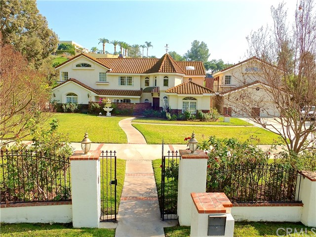 1410 Peppertree Drive La Habra Heights, CA 90631 - MLS #: PW18026972