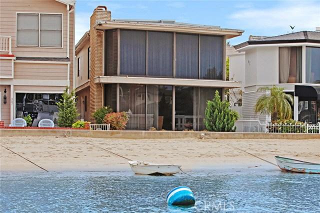 305 N Bay Front  Newport Beach CA 92662
