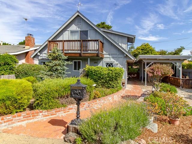 575  Leighton Street, Cambria in San Luis Obispo County, CA 93428 Home for Sale