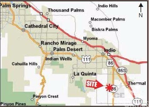 Land for Sale at Hernandez Lane Thermal, 92274 United States