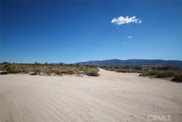 0 Mountain Road  Pinon Hills CA 92372