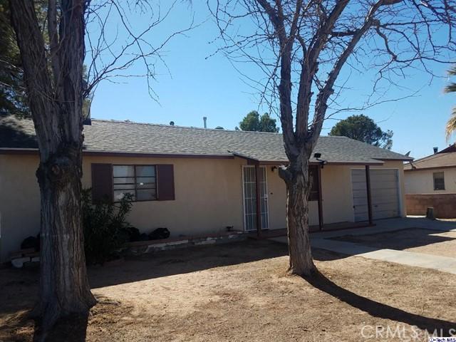 Single Family Home for Sale at 27168 Cote Street Boron, California 93516 United States