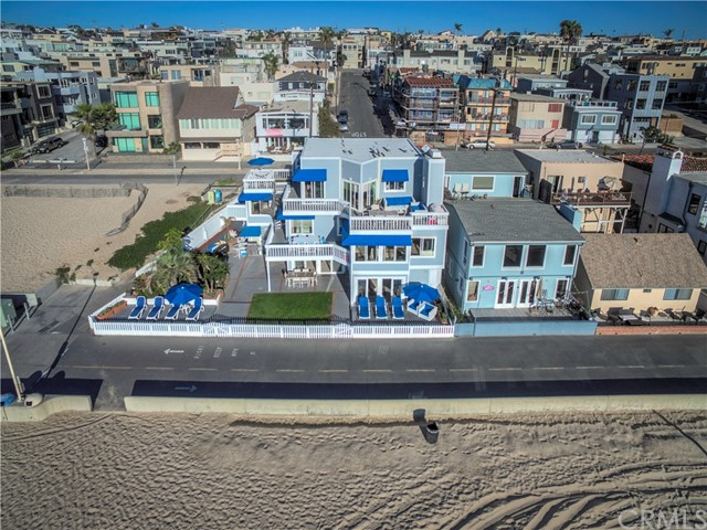Single Family Home for Sale at 3500 The Strand 3500 The Strand Hermosa Beach, California 90254 United States
