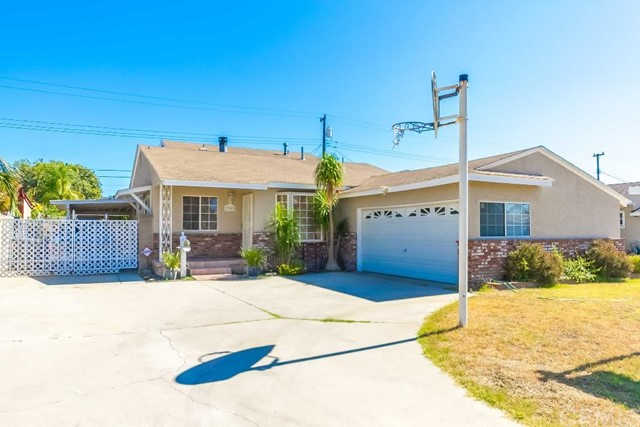 Single Family Home for Sale at 7903 Adams St Buena Park, California 90620 United States