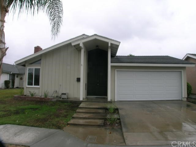 Single Family Home for Rent at 6606 Walnut Street Cypress, California 90630 United States