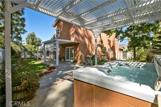 871 Arbor Circle La Verne, CA 91750 - MLS #: CV17243686