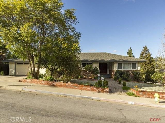650 Serrano Drive, San Luis Obispo, CA 93405
