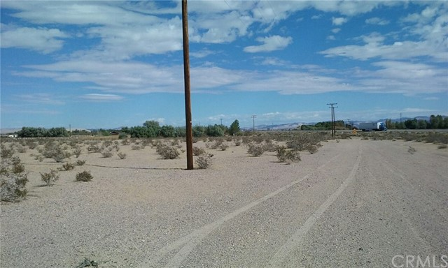 0 Mountain View Road Newberry Springs, CA 0 - MLS #: OC18176640