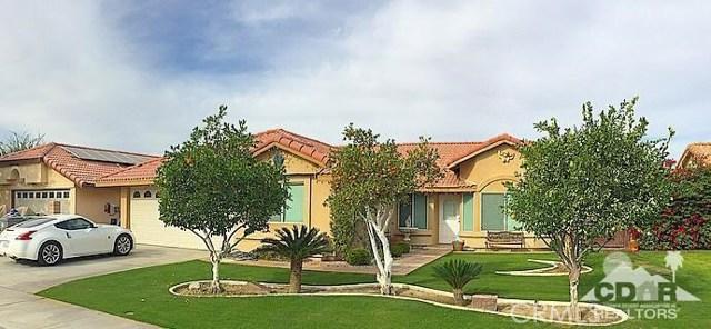 84508 Corte Bernardo Coachella, CA 92236 - MLS #: 218001036DA