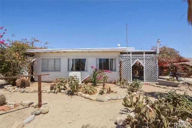 30941 Sunny Rock Road Desert Hot Springs, CA 92241 - MLS #: 218013698DA