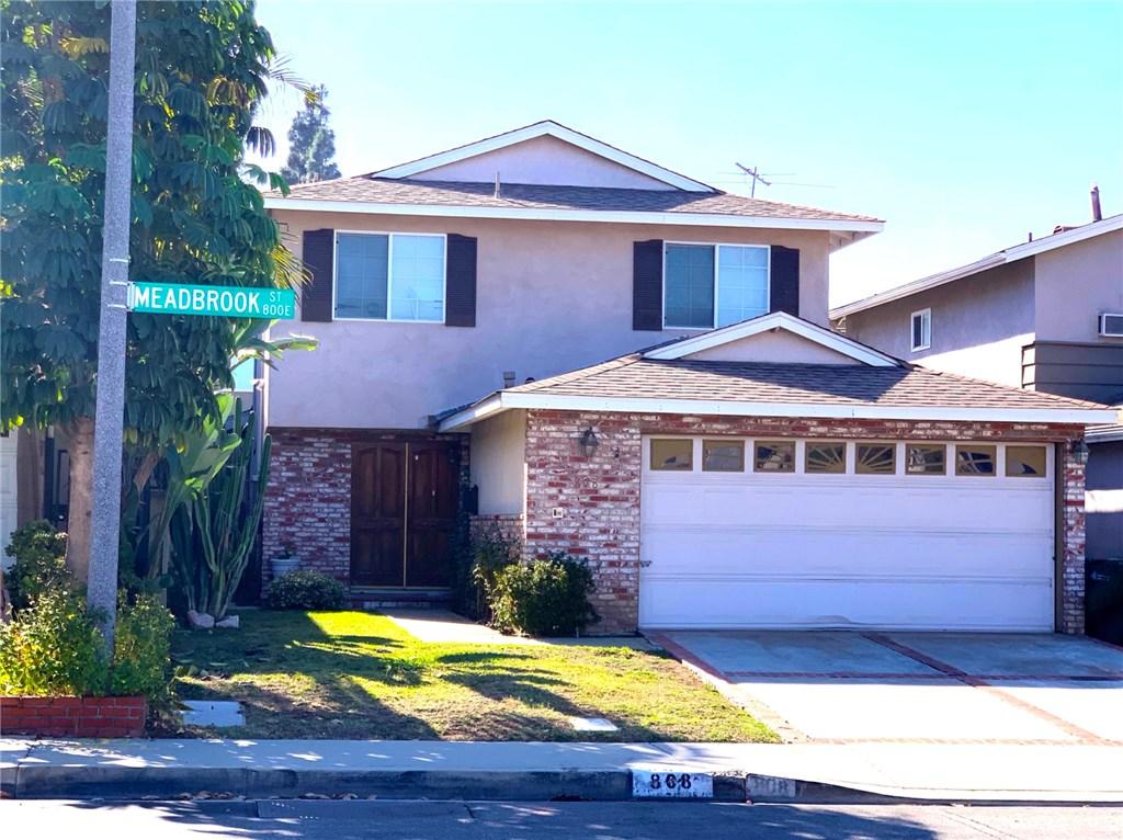 808 Meadbrook Street, Carson, California 90746, 3 Bedrooms Bedrooms, ,2 BathroomsBathrooms,Single family residence,For Sale,Meadbrook,PW19253028