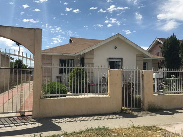 4267 S Kansas Avenue Los Angeles, CA 90037 - MLS #: RS17117972