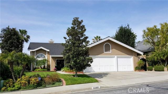 26485 Los Alamitos Avenue, Laguna Hills, CA 92653