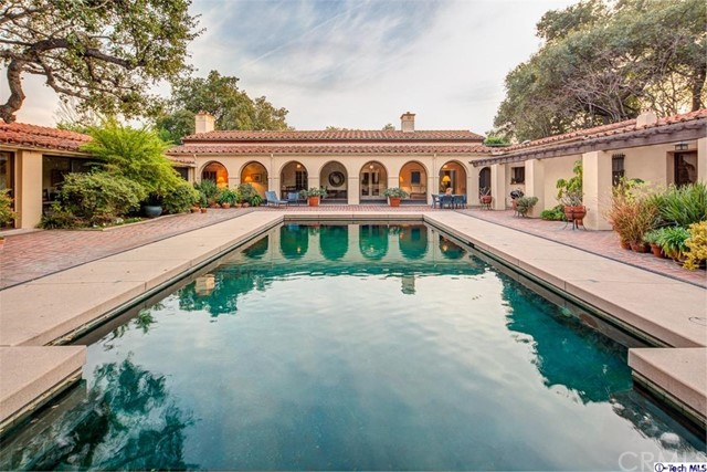 Single Family Home for Rent at 1762 Oak Grove Avenue San Marino, California 91108 United States