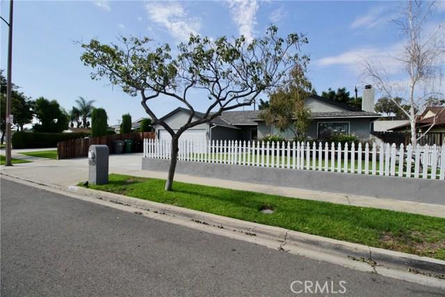 2329 Calvo Drive, Santa Ana, CA, 92705