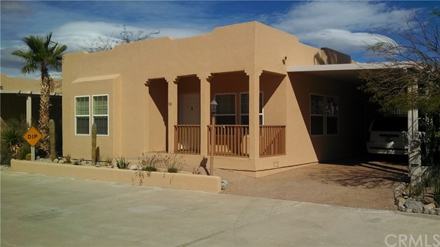 Single Family for Sale at 330 Palm Canyon Borrego Springs, California 92004 United States