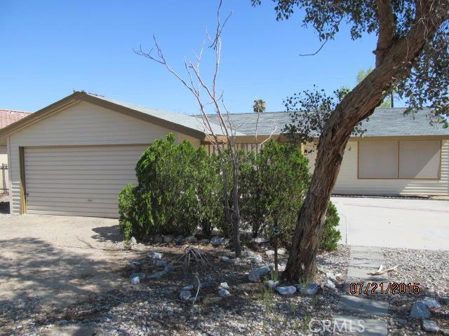 72454 Sun Valley Drive, 29 Palms CA 92277