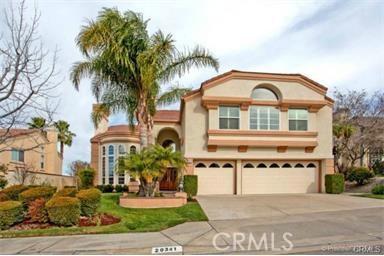 Single Family Home for Rent at 20341 Via Varadero Yorba Linda, California 92887 United States