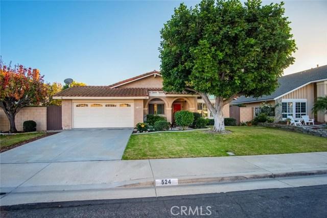Photo of 524 Fordham Drive, Placentia, CA 92870
