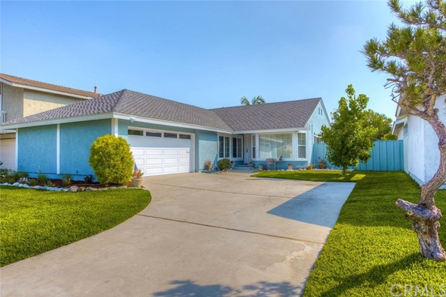 4171 Loma Street Irvine, CA 92604 is listed for sale as MLS Listing OC17159016