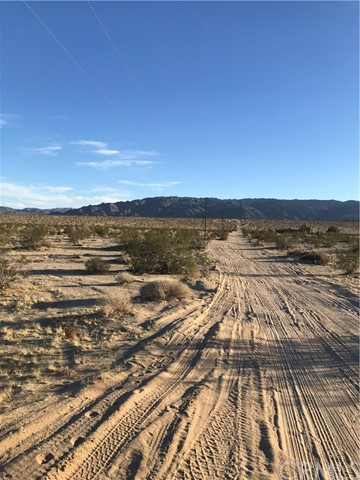1 Morongo Rd 29 Palms, CA 0 - MLS #: JT18037441