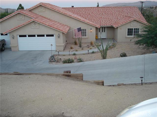7565 Ventura Avenue, Yucca Valley CA 92284